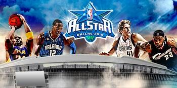NCA All Star banner