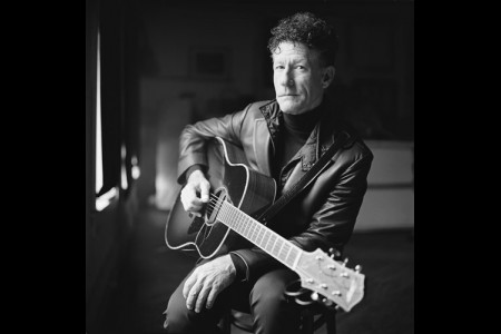 Lyle Lovett Comes to Town to Celebrate the Debut of the ...
